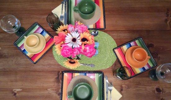 Cinco de Mayo table | VFC Style