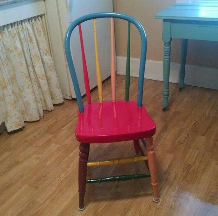 Aunt Hazel Chair | VFCStyle.com