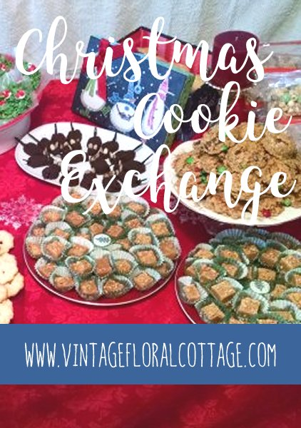 Cookie Exchange | Vintage Floral Cottage