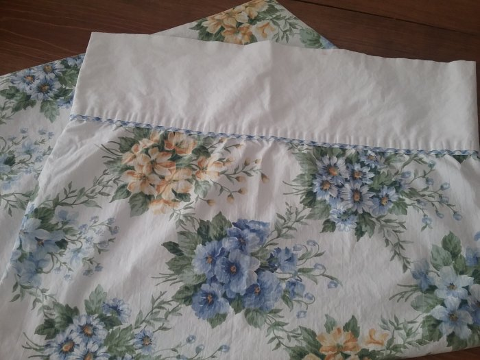 New Sink Skirt | Vintage Floral Cottage