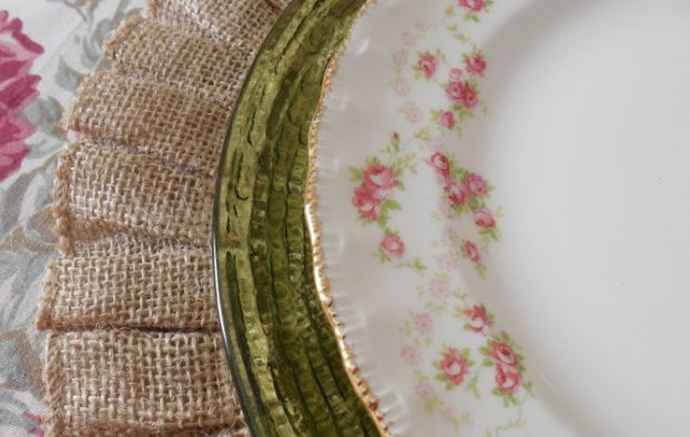 Late Summer Table | Vintage Floral Cottage