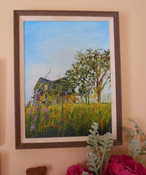Sunday paintings | Vintage Floral Cottage