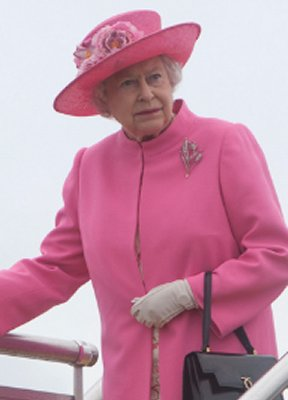 Queen Elizabeth II of England, 2011