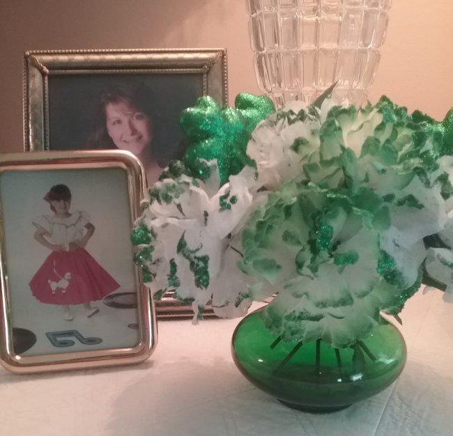 Irish Tea Table | Vintage Floral Cottage