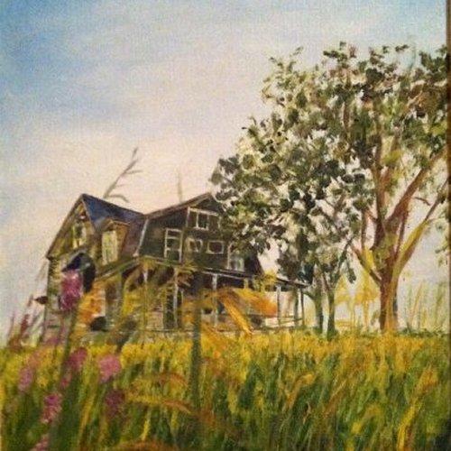 Other People's Art (OPA) | Vintage Floral Cottage
