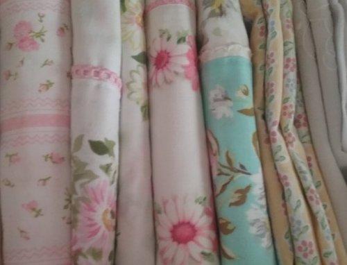 Flat sheets | Vintage Floral Cottage